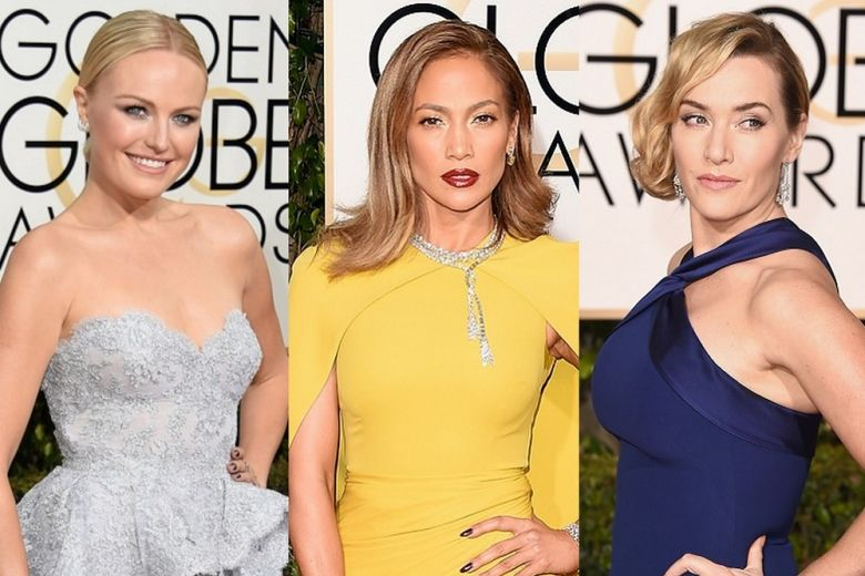 Golden Globes 2016: i Beauty Look delle star