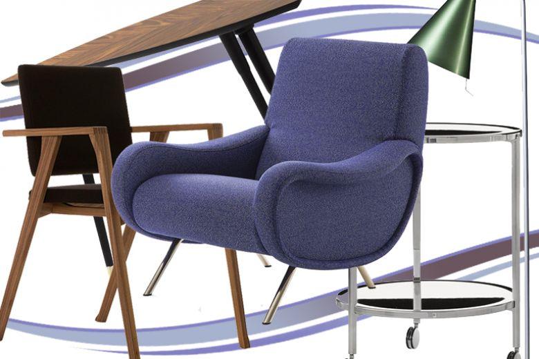 Il ritorno degli anni Cinquanta nel design
