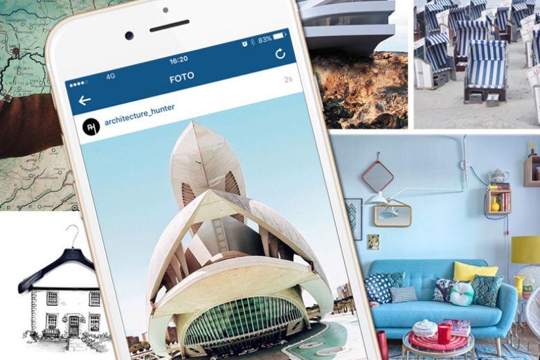 Il design su Instagram: gli account da seguire nel 2016