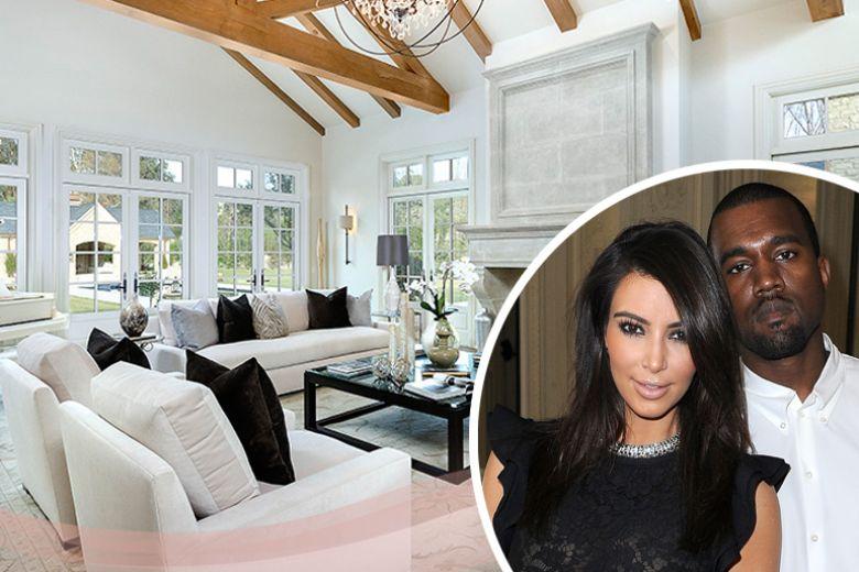 La casa di Bel Air di Kim Kardashian e Kanye West è di nuovo in vendita