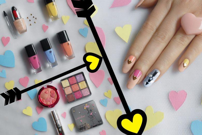 Nail art di San Valentino: il tutorial di Non solo Kawaii