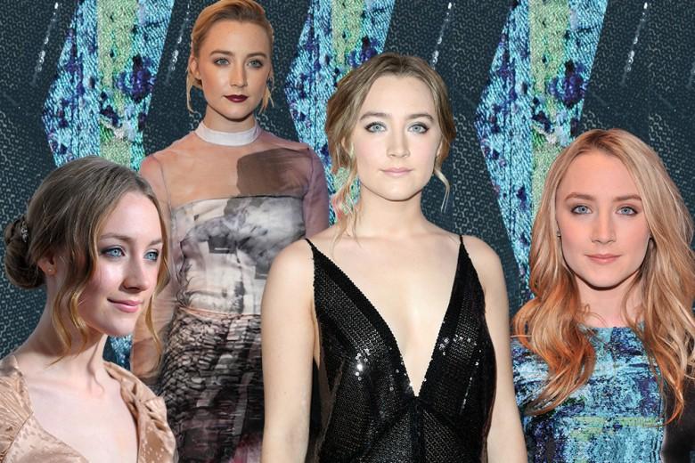 Saoirse Ronan: i beauty look più belli