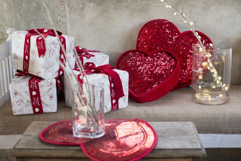 San Valentino 2016: la tavola romantica