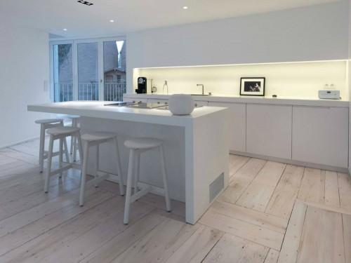 cucina total white - Foto - Grazia.it