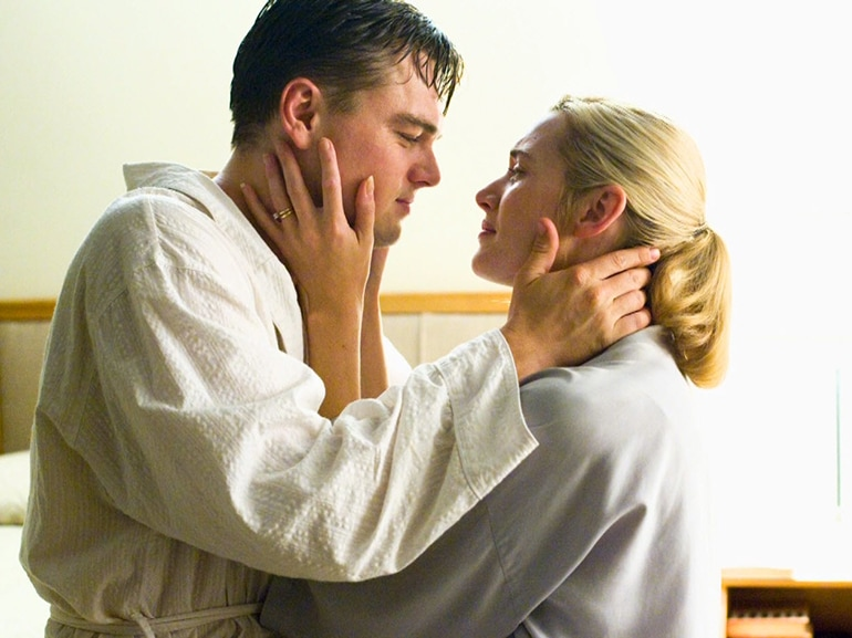 dicaprio revolutionary road