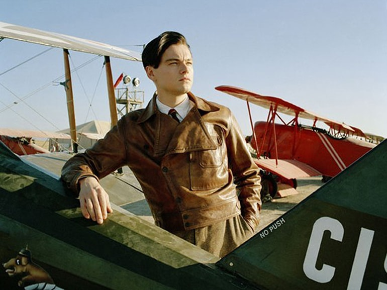 dicaprio the aviator