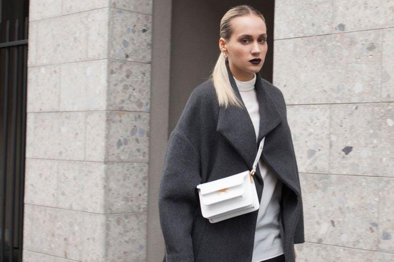 I look per la Fashion Week indossati da Rebecca Larsson
