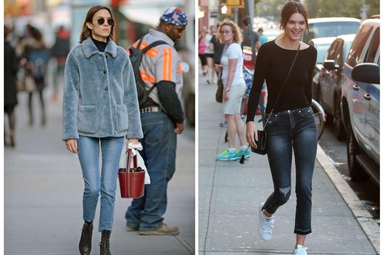I jeans scelti dalle star