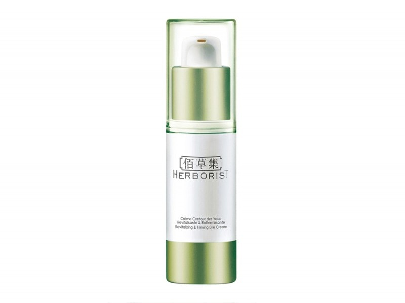 herborist revitalizing and firming eye cream