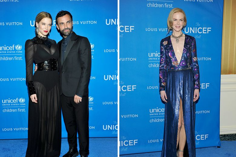 Louis Vuitton sponsor dell'UNICEF Ball 2016