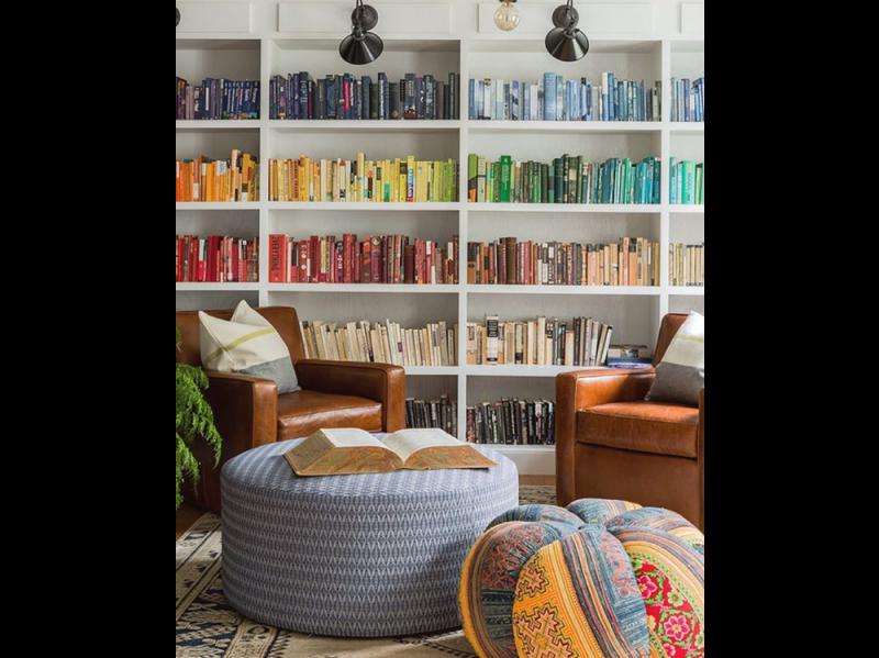 @interiordesignideas: Bookshelf