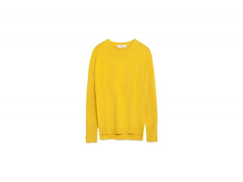 maglia-gialla-girocollo-zara