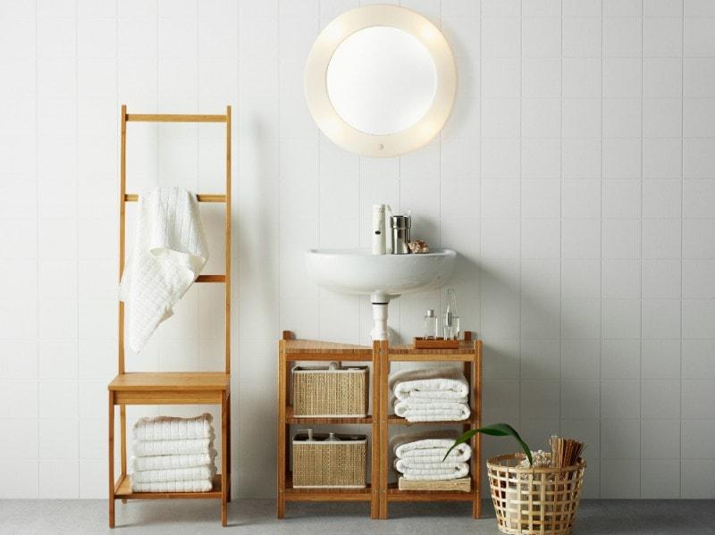 Come arredare il bagno con i mobili ikea for Mobili per il bagno ikea