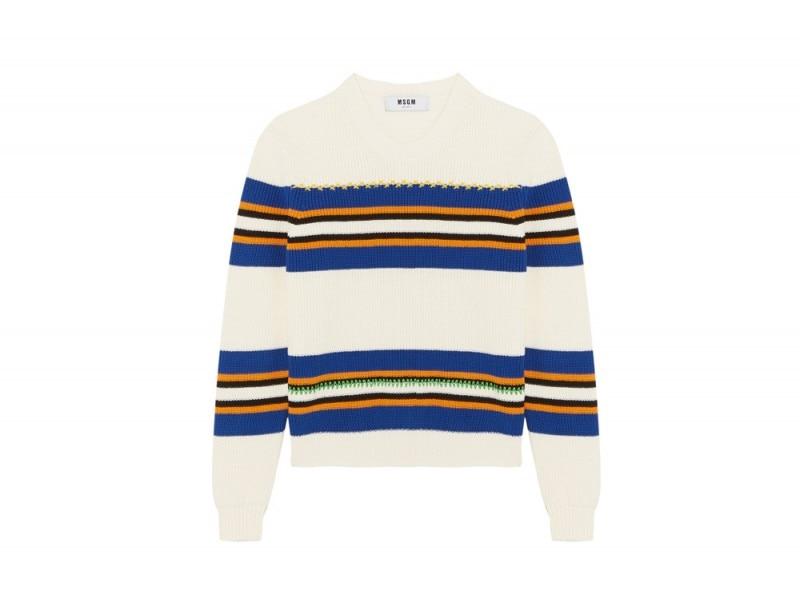 msgm-maglione-righe