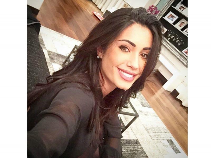 Federica Nargi Selfie
