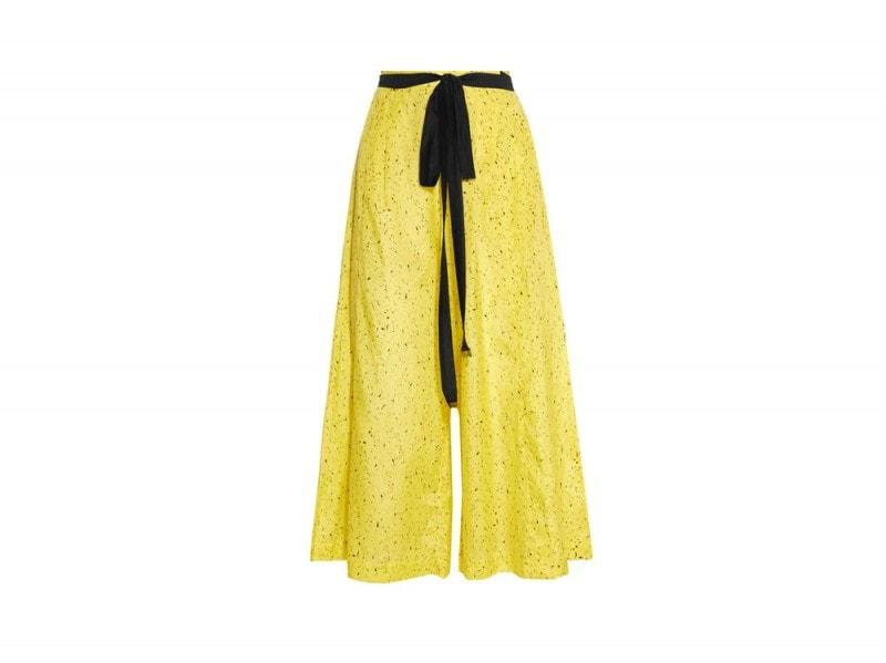 pantaloni-gialli-ampi-proenza-schouler