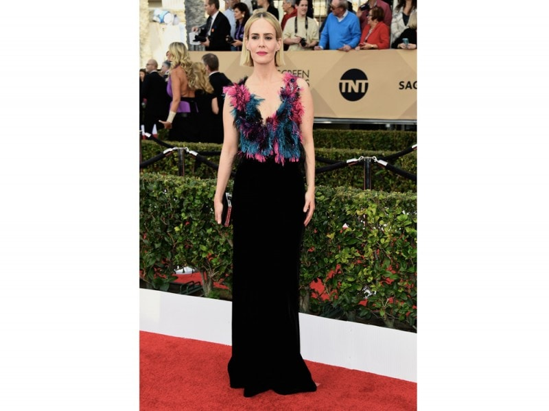 sarah-paulson-sag-awards-getty