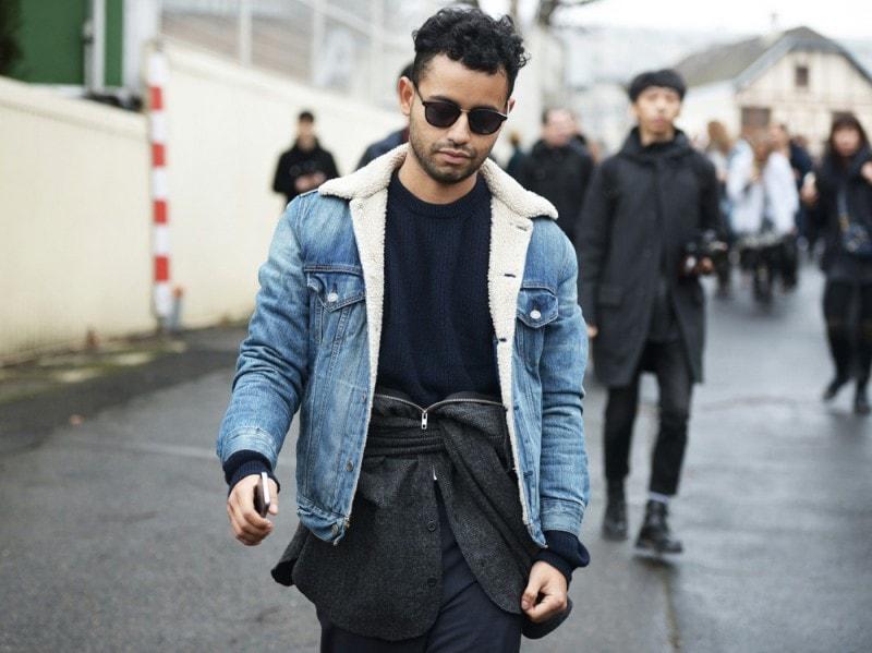 street-parigi-moda-uomo-jeans-montone