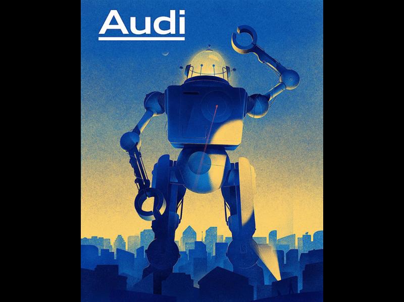 @thedesigntip: @strauniekas for Audi Magazine