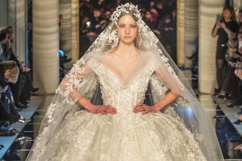 12 abiti da sposa dalle sfilate Haute Couture 2016