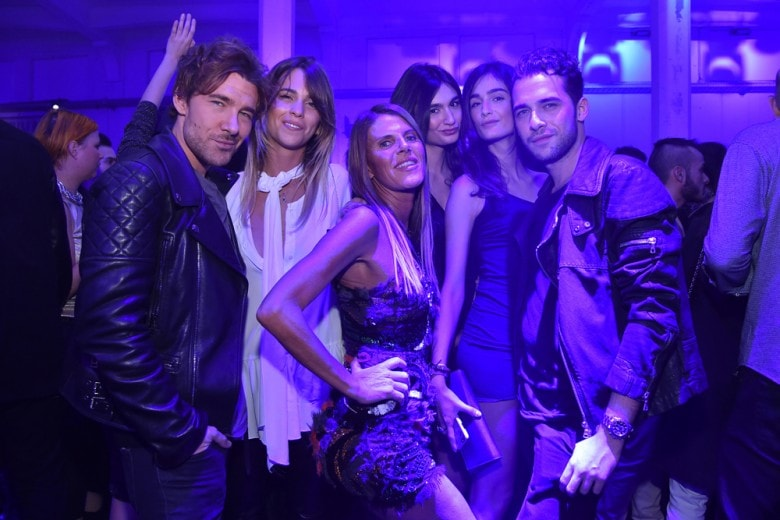 Party a Milano per Diesel Black Gold