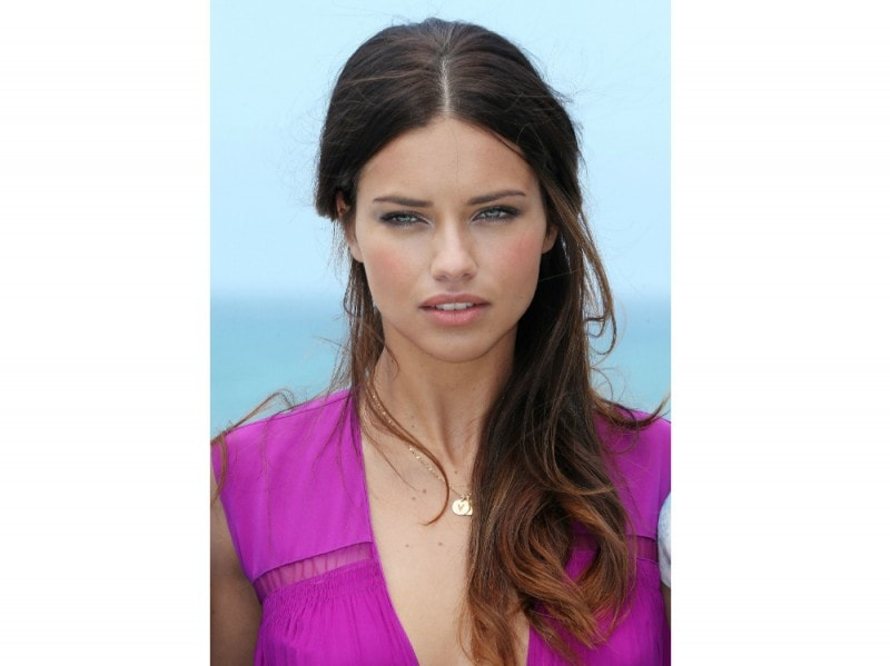 Adriana Lima Make Up 2