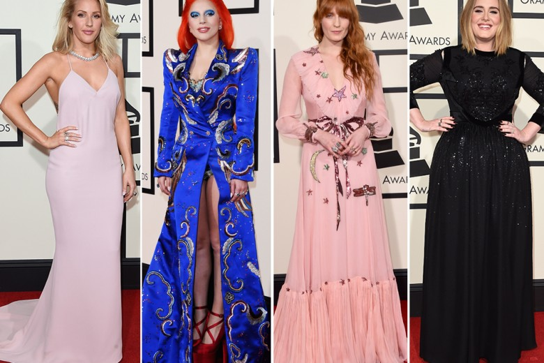 Grammy Awards 2016: i look delle star