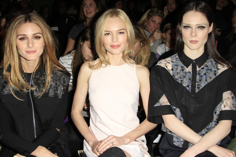 New York Fashion Week front row: le celebrities in prima fila