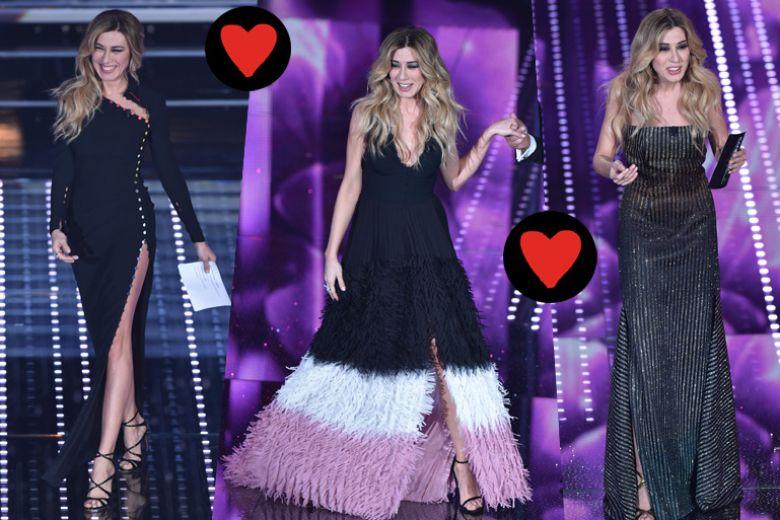 Sanremo 2016: tutti i look sul palco dell'Ariston