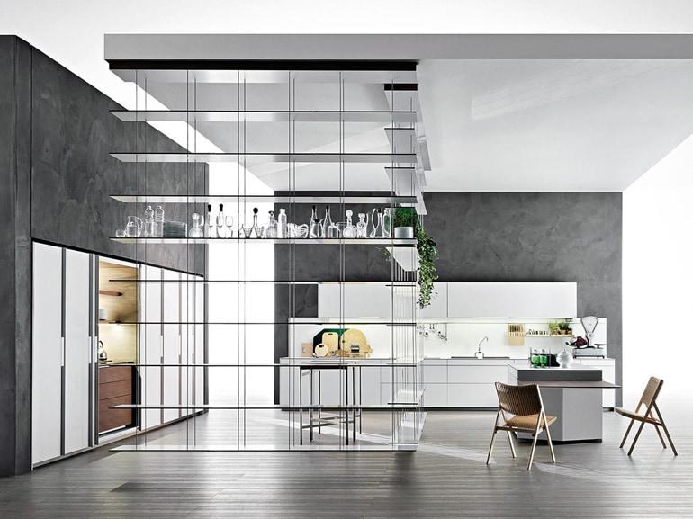 Idee Cucina Soggiorno Open Space. Beautiful Excellent Oltre ...