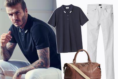David Beckham per H&M: i look da copiare subito!