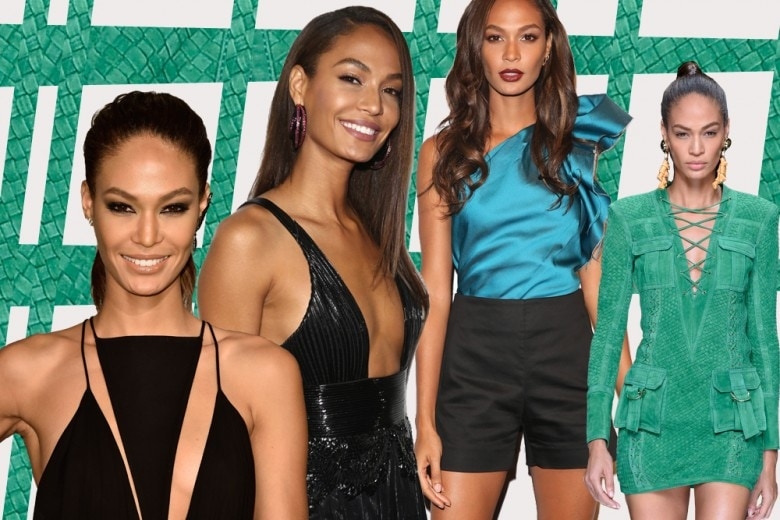Joan Smalls: i beauty look della super model