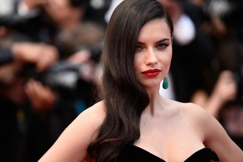 Adriana Lima: i make up più belli della top model brasiliana