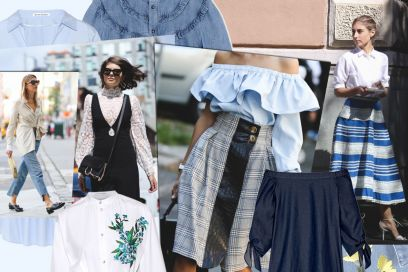 Camicie per la primavera 2016: 5 tendenze