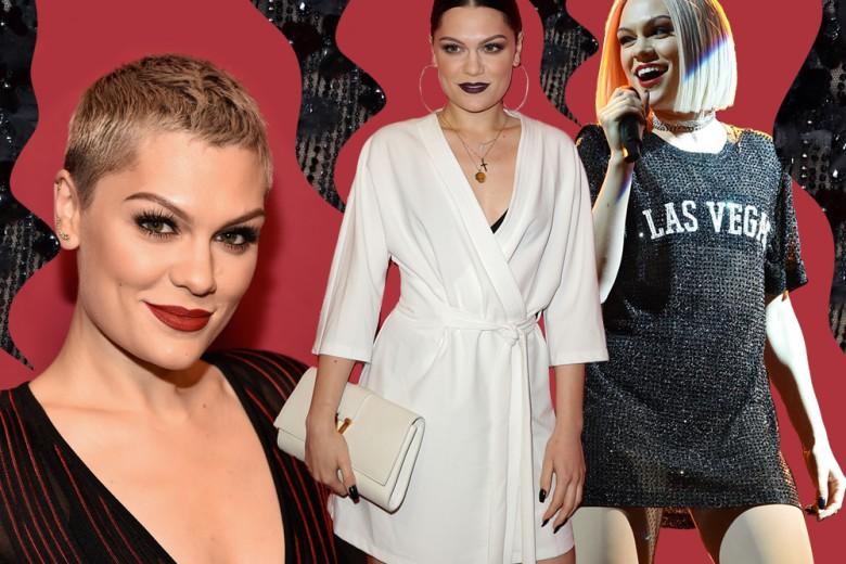 Jessie J: i beauty look più belli di una diva trasformista