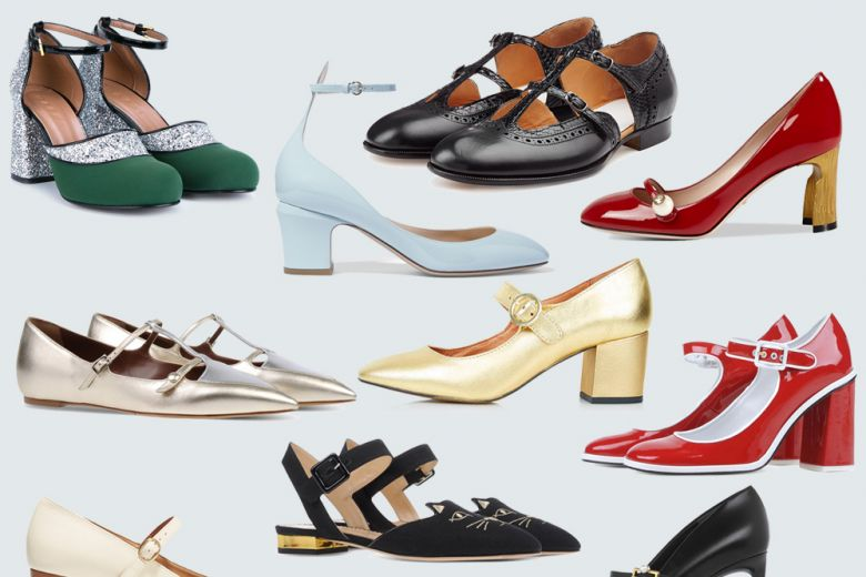 Mary jane: le scarpe retrò per la primavera 2016