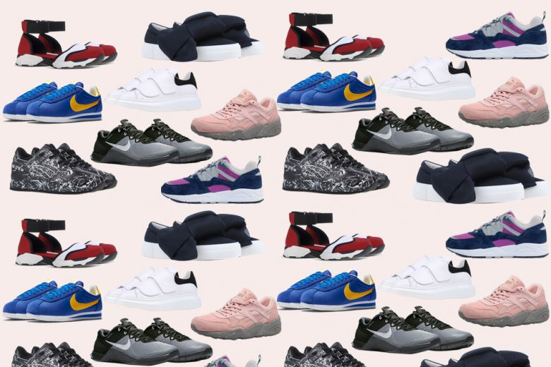 Le sneakers per la Primavera-Estate 2016