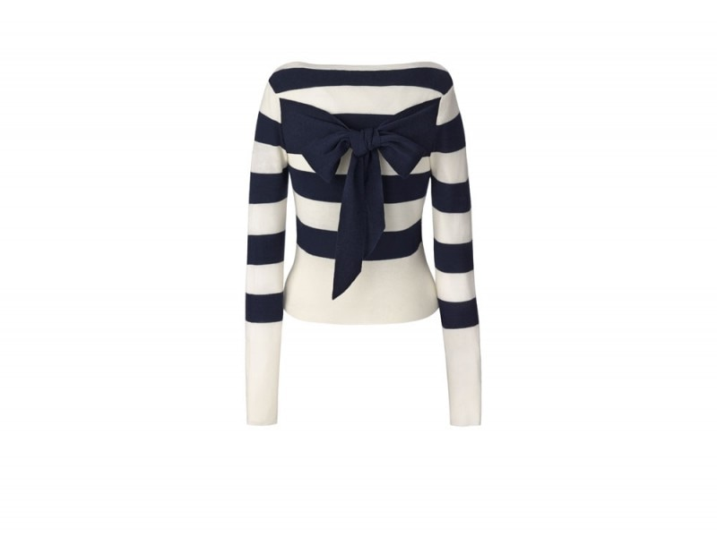 FEB_Olivia-Palermo-+-Chelsea28_Bow-Back-Stripe-Sweater_$98_BACK