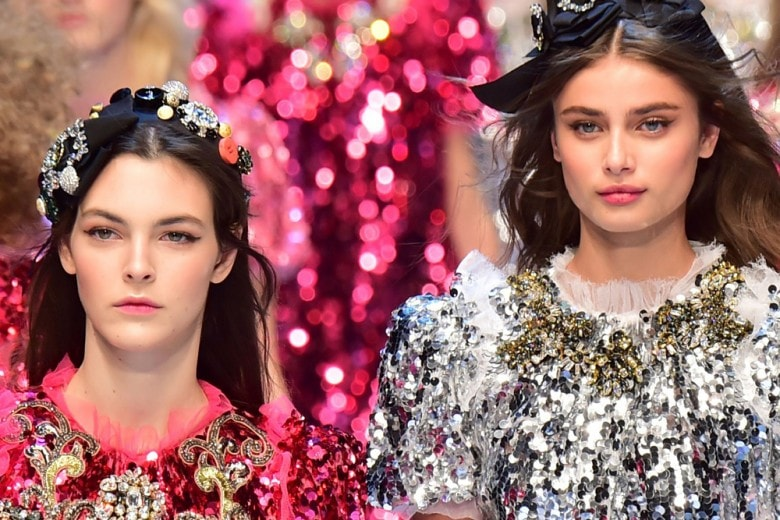Dolce & Gabbana Autunno/Inverno 2016: il make up è da favola