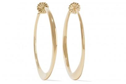 IPPOLITA Glamazon 18 karat gold hoop earrings_NET
