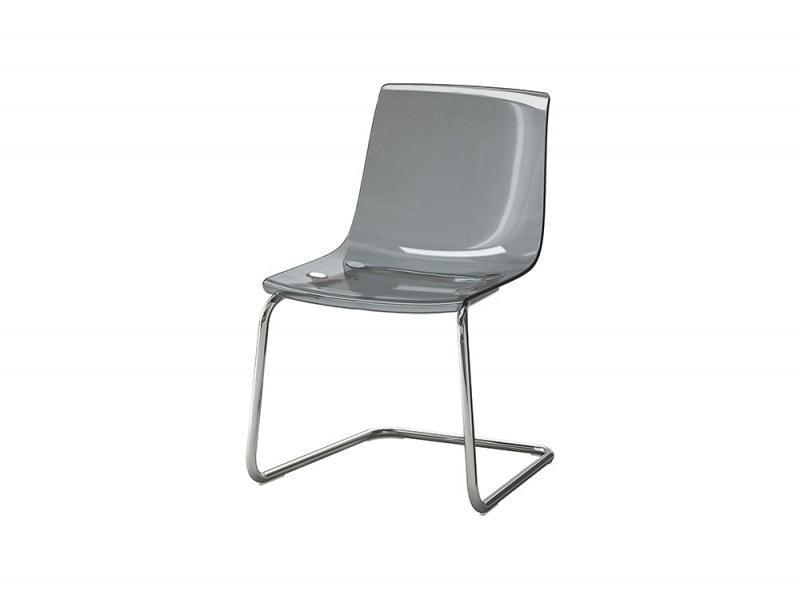 Sedie trasparenti 15 modelli da non perdere grazia for Ikea sedie trasparenti