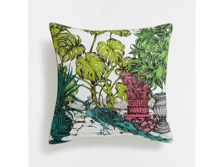 Il cuscino tropical