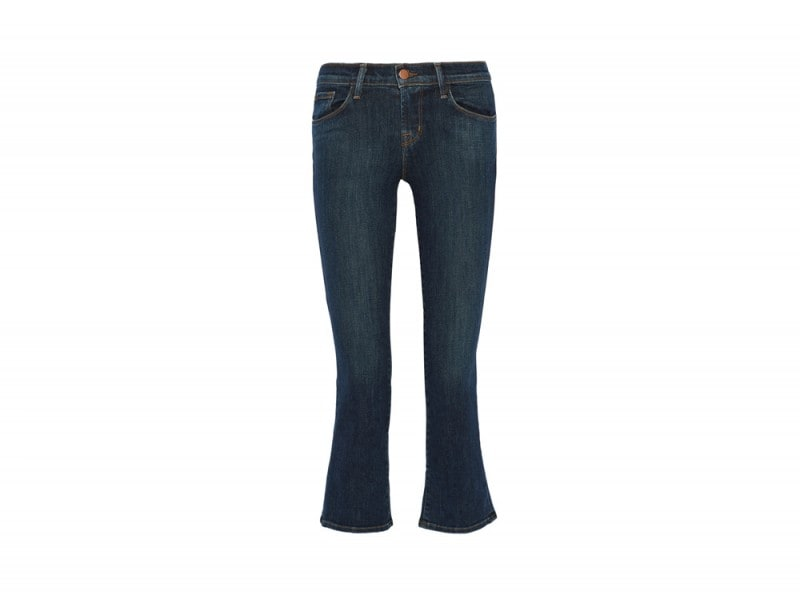 J-BRAND-Jeans-cropped-flare