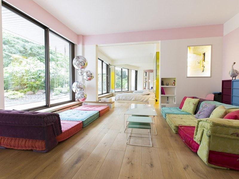 Parigi Airbnb: Spectacular Left Bank Garden Home