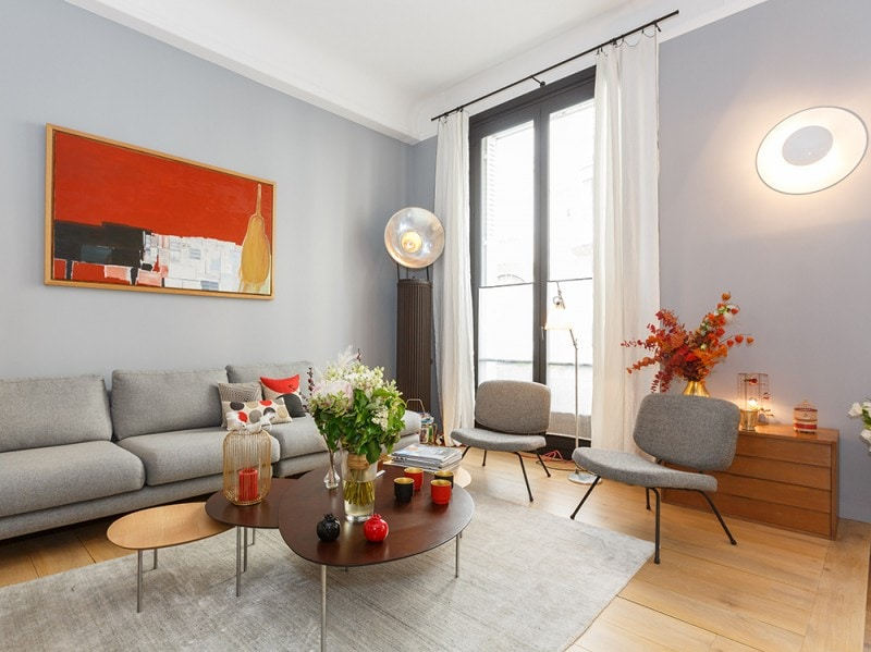 Parigi Airbnb: Amazing triplex in paris 16