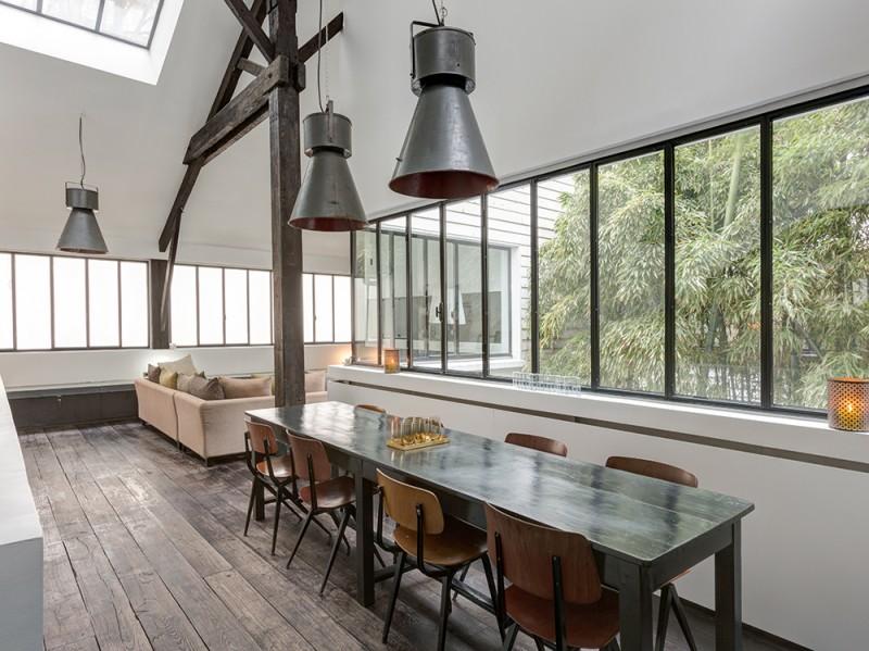 Parigi Airbnb: A Luxury Loft House in Montmartre
