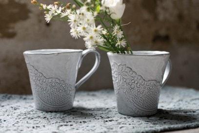 Le porcellane lavorate