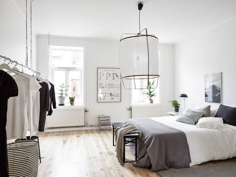 Luce camera da letto