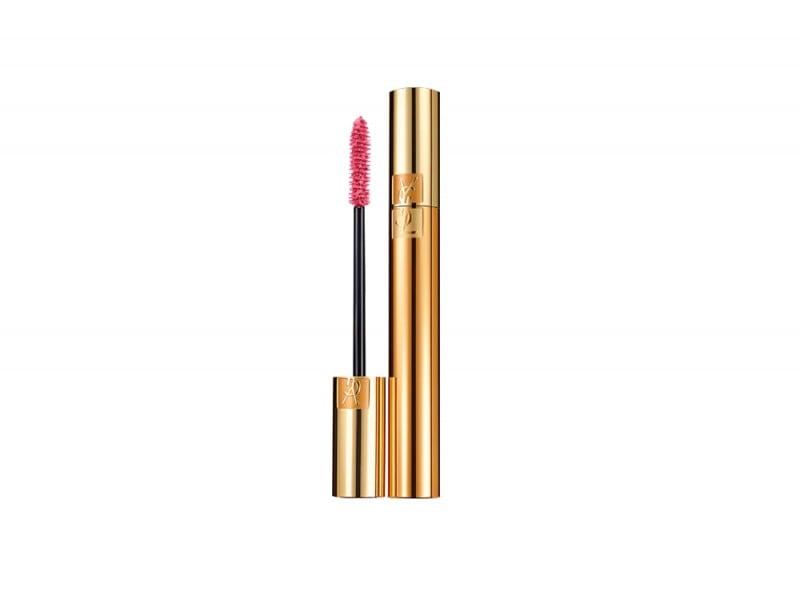 Mascara Volume Effet Faux Cils in Bohemin Pink di Yves Sain Laurent