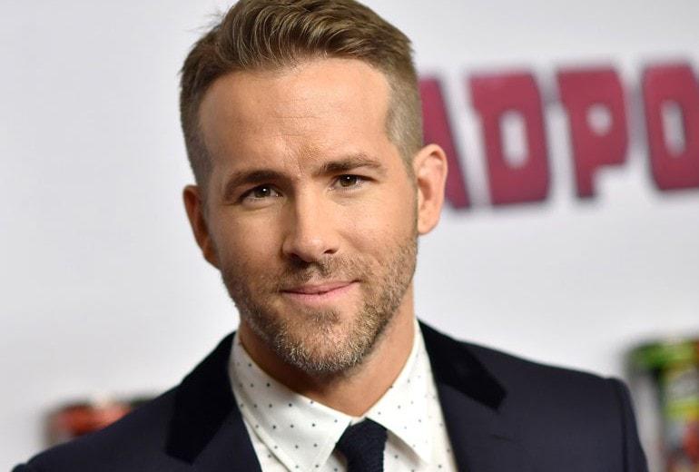 Ryan Reynolds: «Quello che insegnerò a mia figlia»